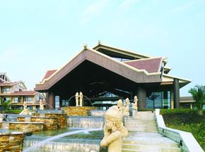 天博国际娱乐官网工业园区金鸡湖大酒店有限公司阳澄湖澜廷度假酒店