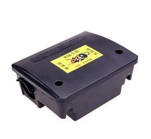 鼠药安全投放器